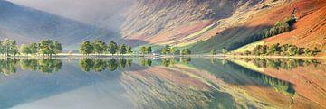 Buttermere Lake bei Sonnenaufgang von Markus Lange