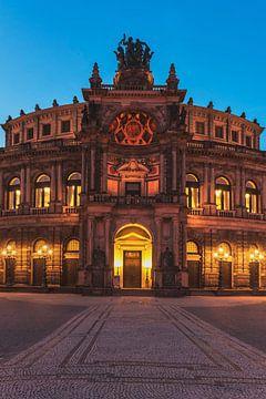 Dresden, Germany van