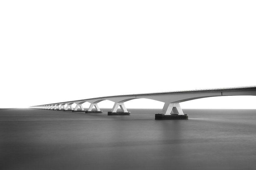 Zeelandbrug - Nederland van Fotografie Krist / Top Foto Vlaanderen