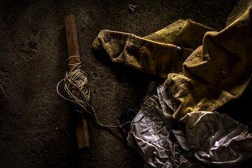 oude doeken van mandy sakkers