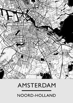 Amsterdam Noord-Holland Nederland van Bert Hooijer