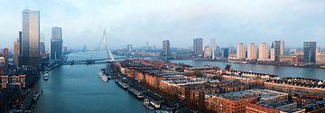 Panorama Rotterdam sur Jasper Verolme