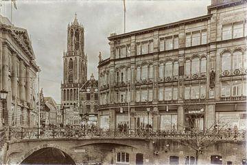 Historisch Utrecht van Jan van der Knaap