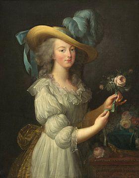 Marie-Antoinette, nach Élisabeth-Louise Vigée Le Brun