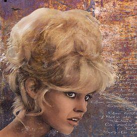 Brigitte Bardot retro - Songteksten van Christine Nöhmeier