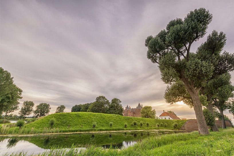 Slot Loevestein van Jan Koppelaar