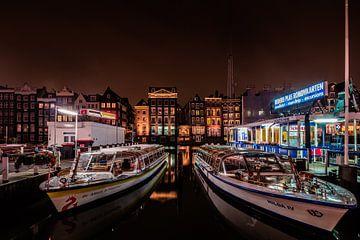 Tour boats Amsterdam von Daan van Oort