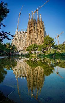Sagrada Familia - Barcelona sur Gerard Van Delft