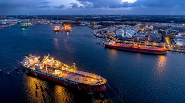 Rotterdam Haven von Maarten van der Voorde