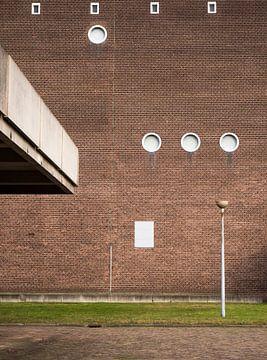 cirkels en vierkanten van Peter De Witte