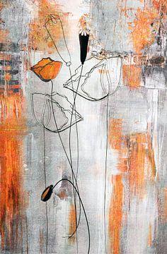 Mohnblumen von Jacky Gerritsen
