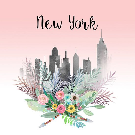 New York van Green Nest