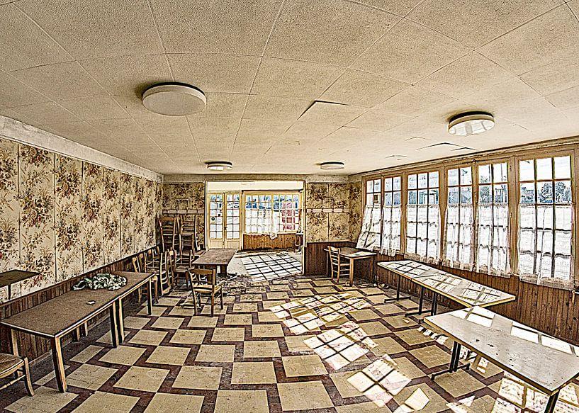 Urbex Hotel 3 von BDG pics