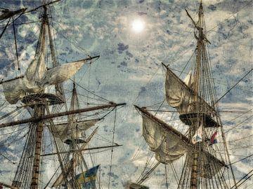 droom schip van
