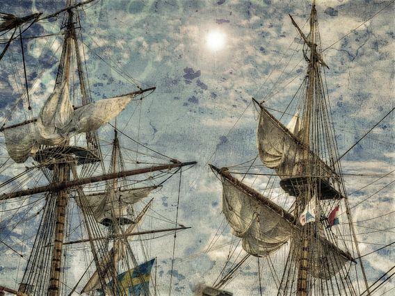droom schip van Ariadna de Raadt