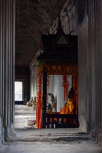 Angkor spirit van Vanessa