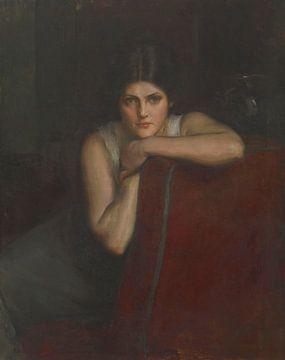 Studie von Juliette, Julius LeBlanc Stewart