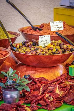 Provençaalse markt van Christian Müringer