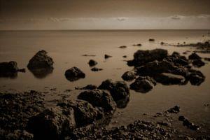 Rocks 5133sepia