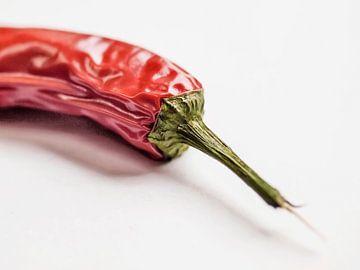 Rode peper van Harrie van der Meer