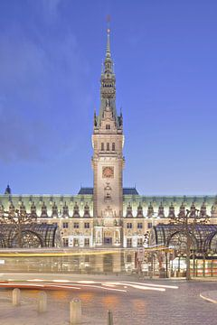 Stadhuis Hamburg van Marc Heiligenstein