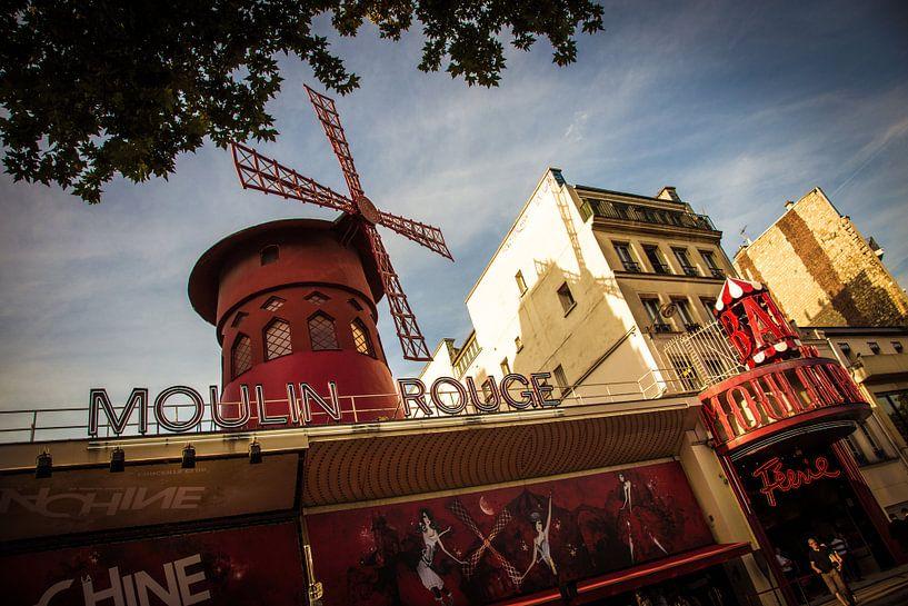Moulin Rouge van Melvin Erné