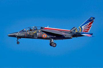 Airshow Alpha Jet van Guy Croisiaux
