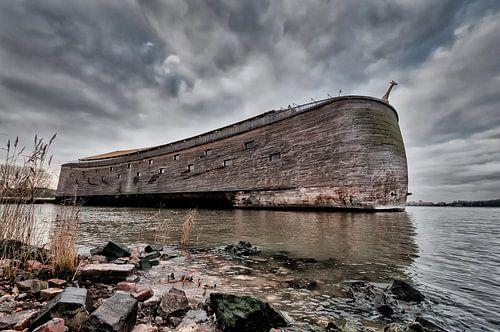 De ark van Noach in Dordrecht van