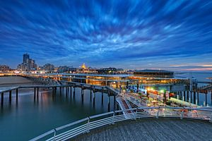 Scheveningen vanaf de Pier