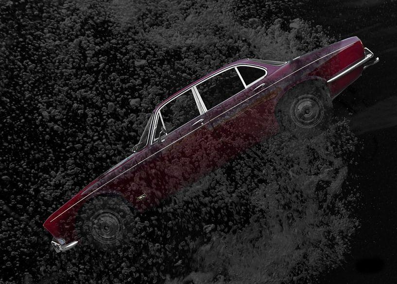Jaguar XJ Series I duiken van aRi F. Huber