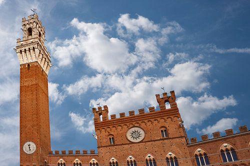 Siena, Italien von