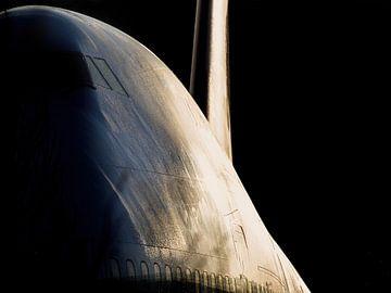Boeing 747 van Martin Boschhuizen