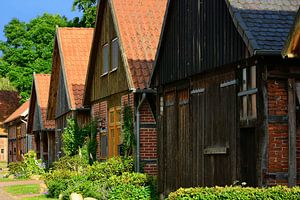 Ahlden's Historic Barn District