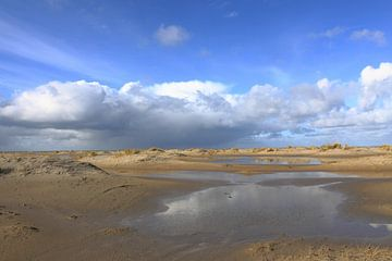Ameland/Mooie luchten van Rinnie Wijnstra