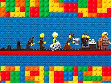 Legolution van Marco van den Arend