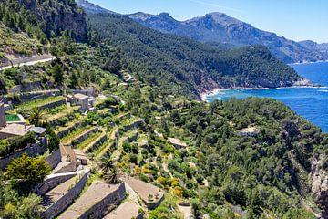 Küstenabschnitt im Norden von Mallorca von Reiner Conrad