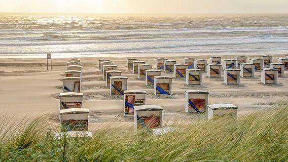 zeereep in de katwijkse duinen  van Dirk van Egmond