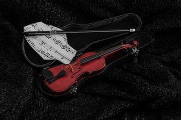 viool van William Haddock