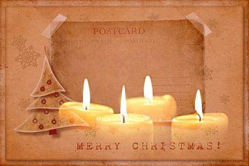 Weihnachtsgruß von Heike Hultsch