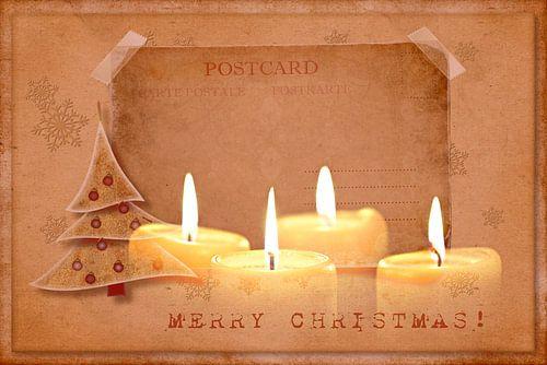 Weihnachtsgruß van Heike Hultsch