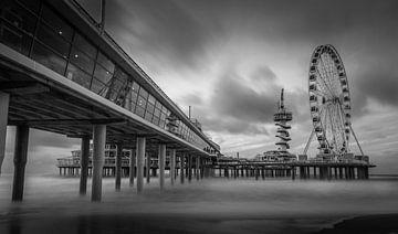 De pier is verlaten van Niklas Lorenson