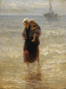 Op zee, Jozef Israëls