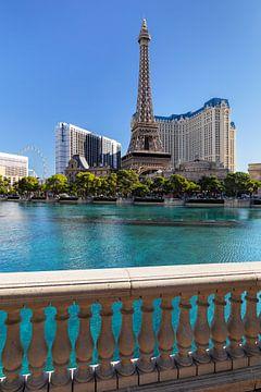 Tour Eiffel à l'hôtel Paris The Strip, Las Vegas, Nevada, USA sur Markus Lange