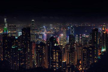 Hong Kong Peak von Pascal Deckarm