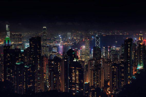 Hong Kong Peak van Pascal Deckarm