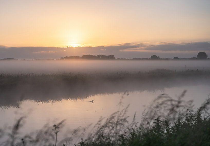 Landschaft Teil 10 von Tania Perneel