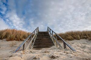 De strandtrap van