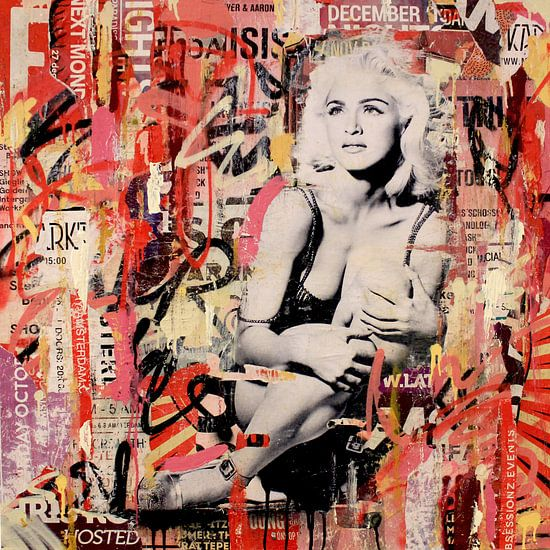 Lady Madonna van Michiel Folkers