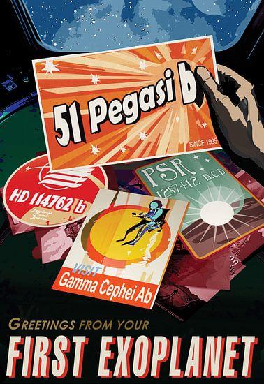 51 Pegasi b - First Exoplanet