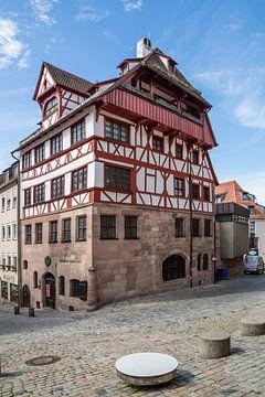 NÜRNBERG Albrecht-Dürer-Haus  von Melanie Viola